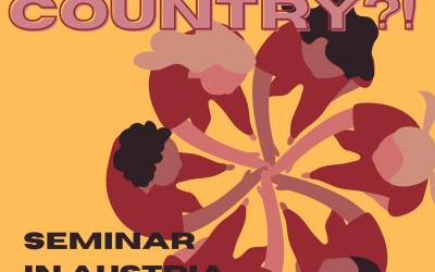 """Take part in the international seminar """"Be your country?!"""" and deconstruct culture in youth work and non-formal education!"""