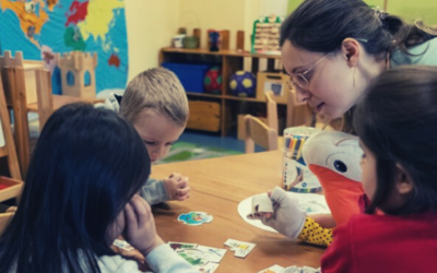 Praktikum im Kindergarten der Deutschen Schule