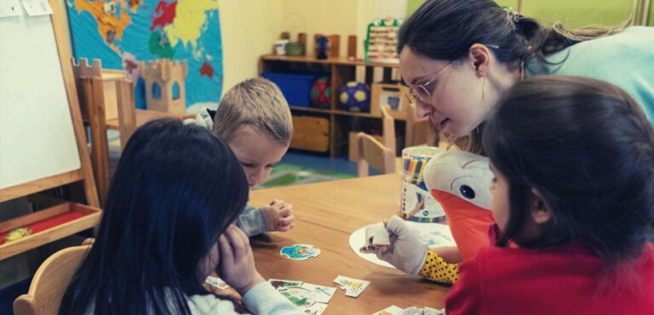 Der Kindergarten der Deutschen Schule Sankt Petersburg (Russland) sucht Praktikanten aus Deutschland, Österreich und der Schweiz.