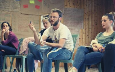 International Training Process of Inclusion and Participation of Young Migrants and Refugees