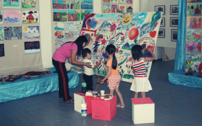Volunteering in centers for rehabilitation and adaptation of children